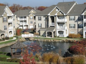 Corporate housing in St. Louis - Katy Trail Apartments